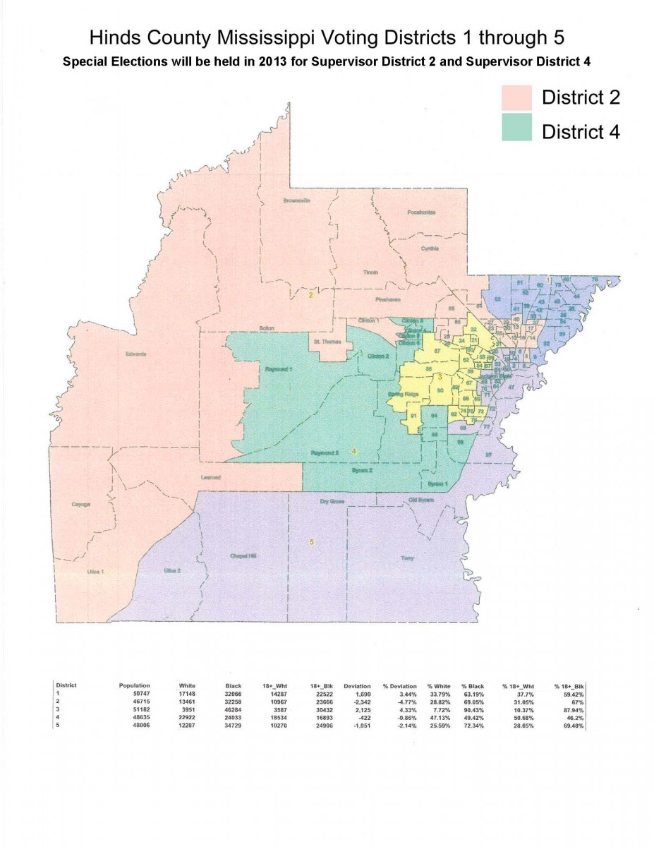 City Of Clinton Map Of Election Wards