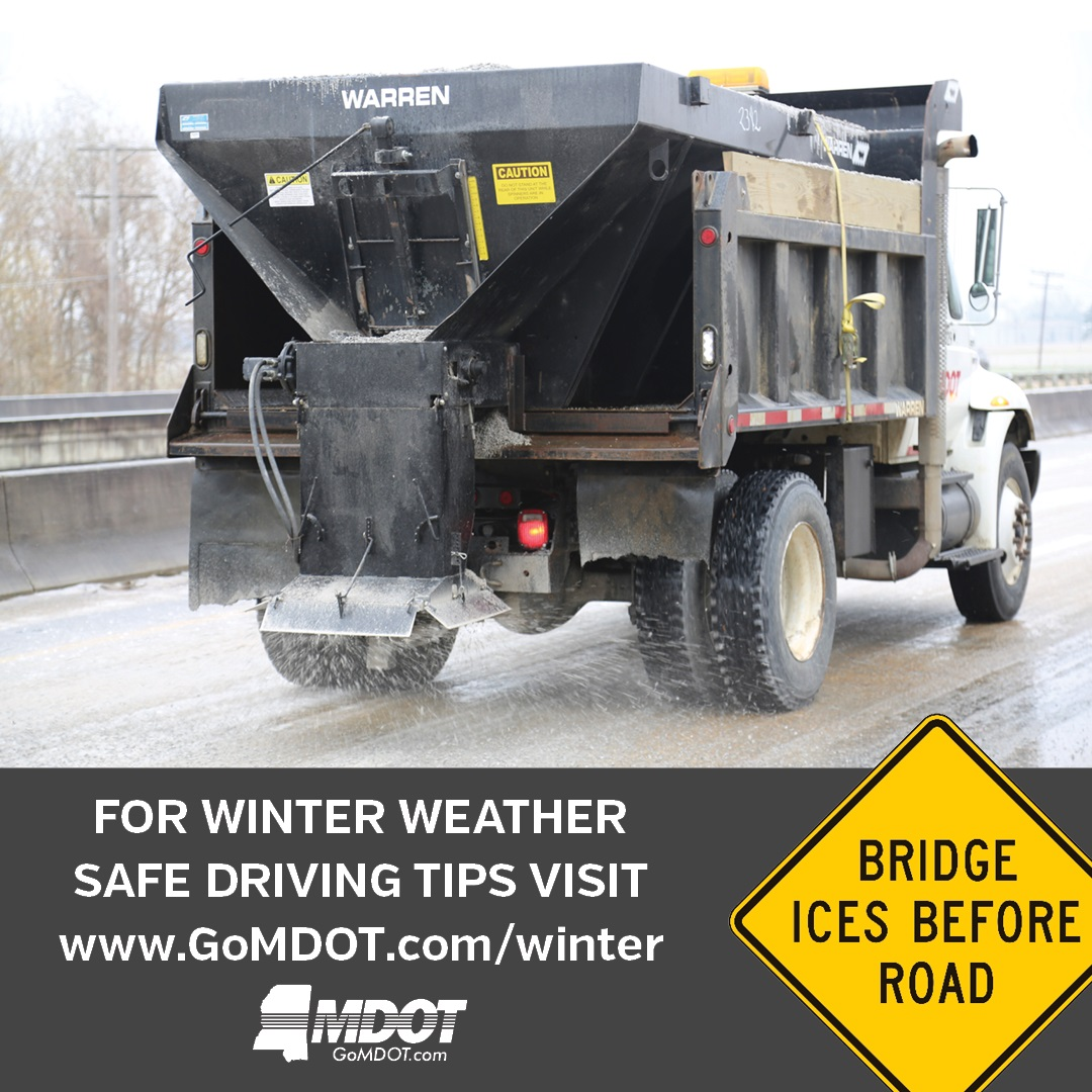 gomdot MDOT winter weather preparations underway – The Clinton Courier