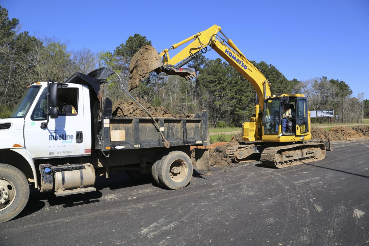 I-55 South Project in Hinds County on schedule for late summer