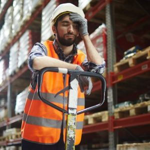 How to Reduce Worker Fatigue for Forklift Drivers