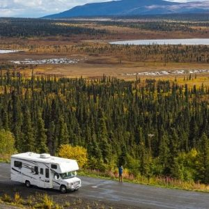 The Best RV-Friendly National Parks