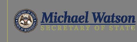 secretary of state's emblem