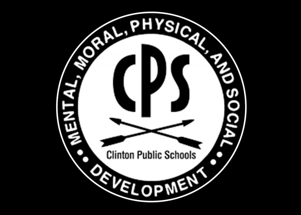 clinton public school district logo cpsd