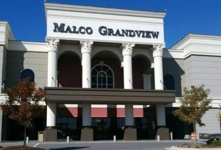 front of Malco Grandview movie theater in Madison, Mississippi
