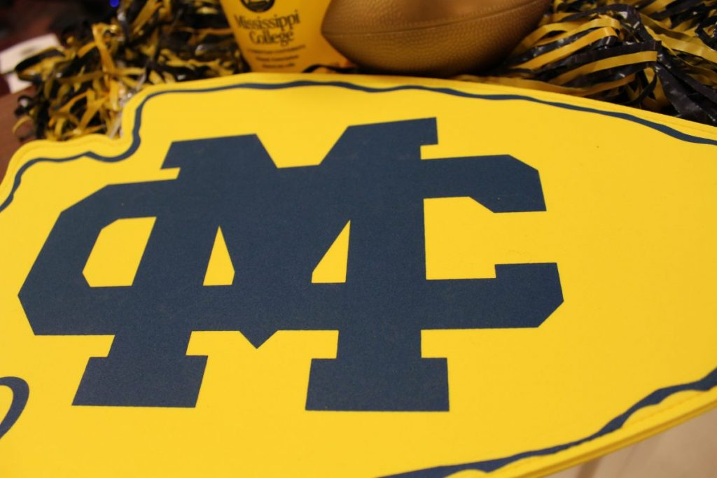 Mississippi College Football logo choctaws