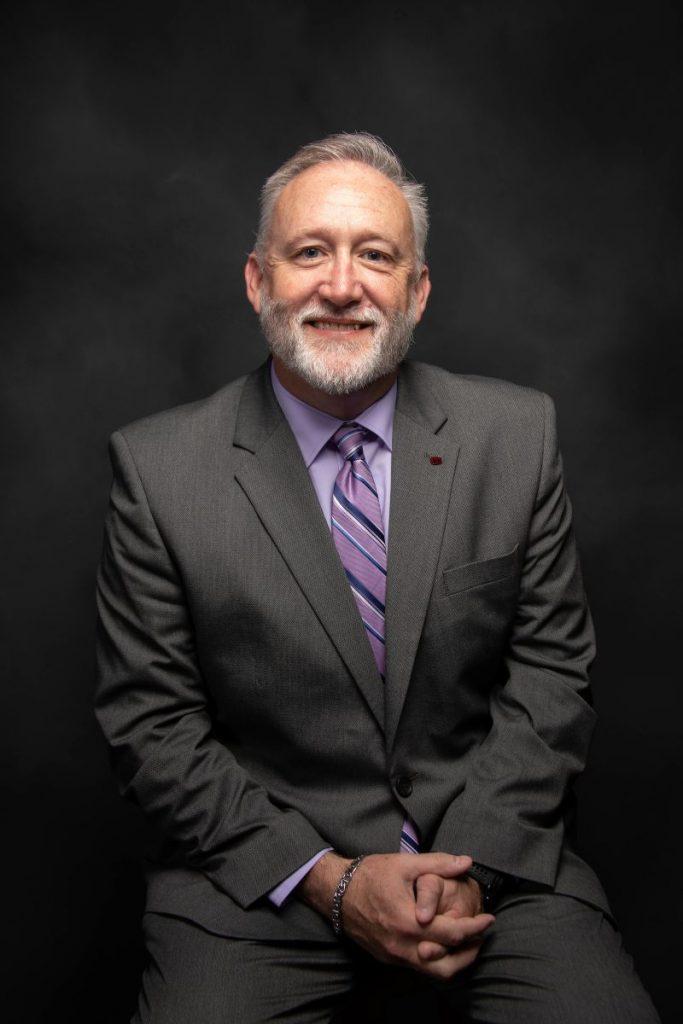 Hinds President Dr. Stephen Vacik
