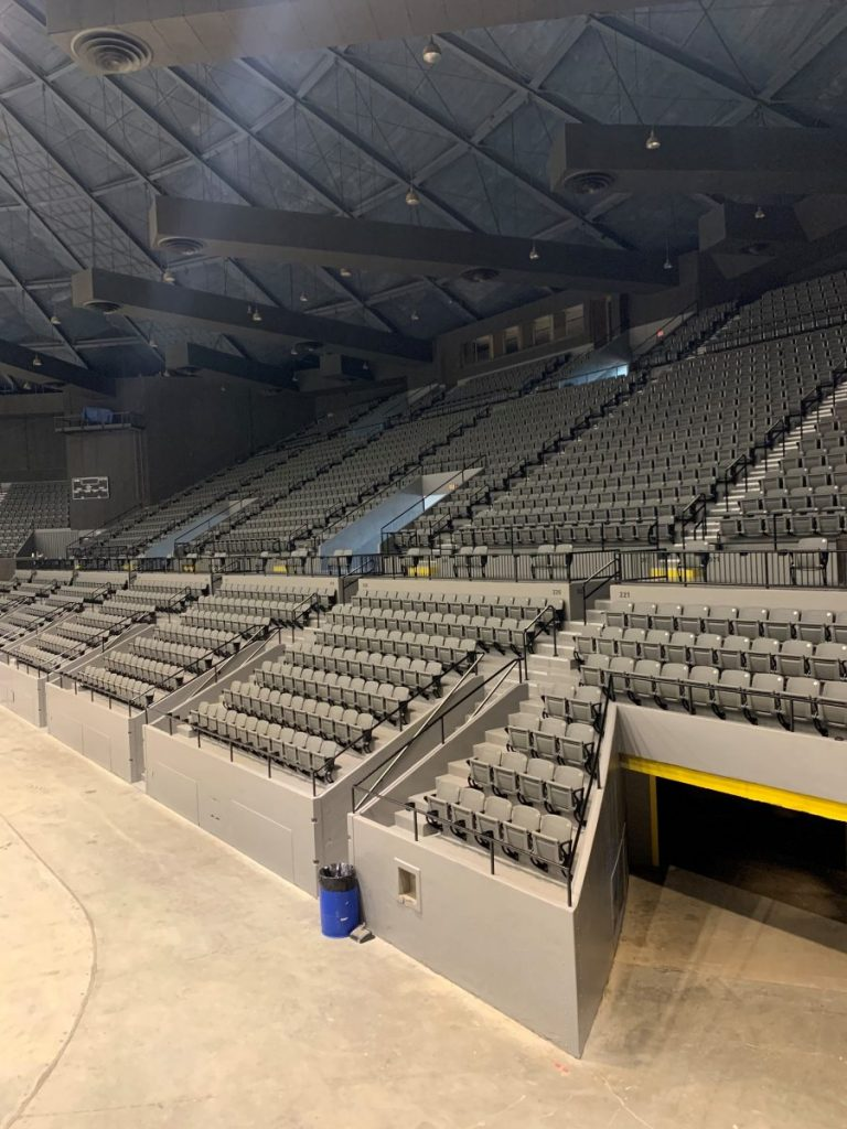 Mississippi Coliseum Renovations