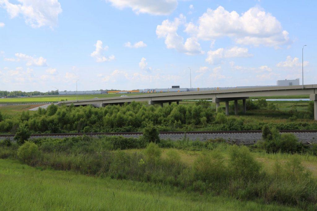 continental parkway bridge