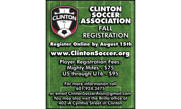 Clinton soccer association