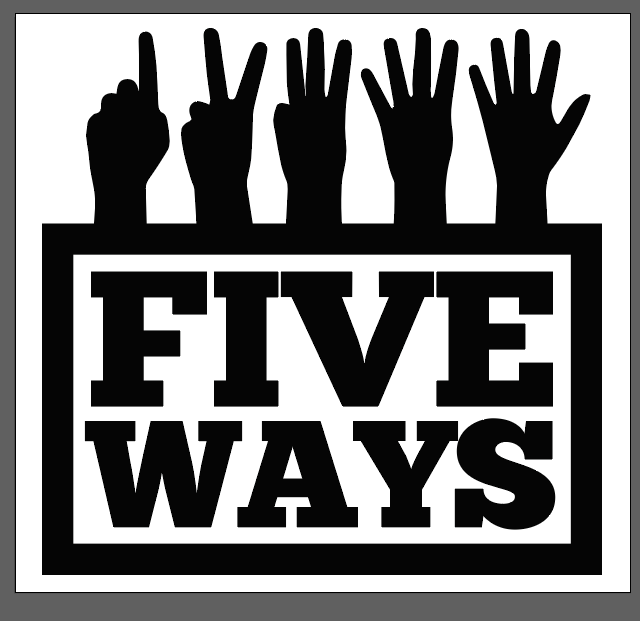 five ways logo