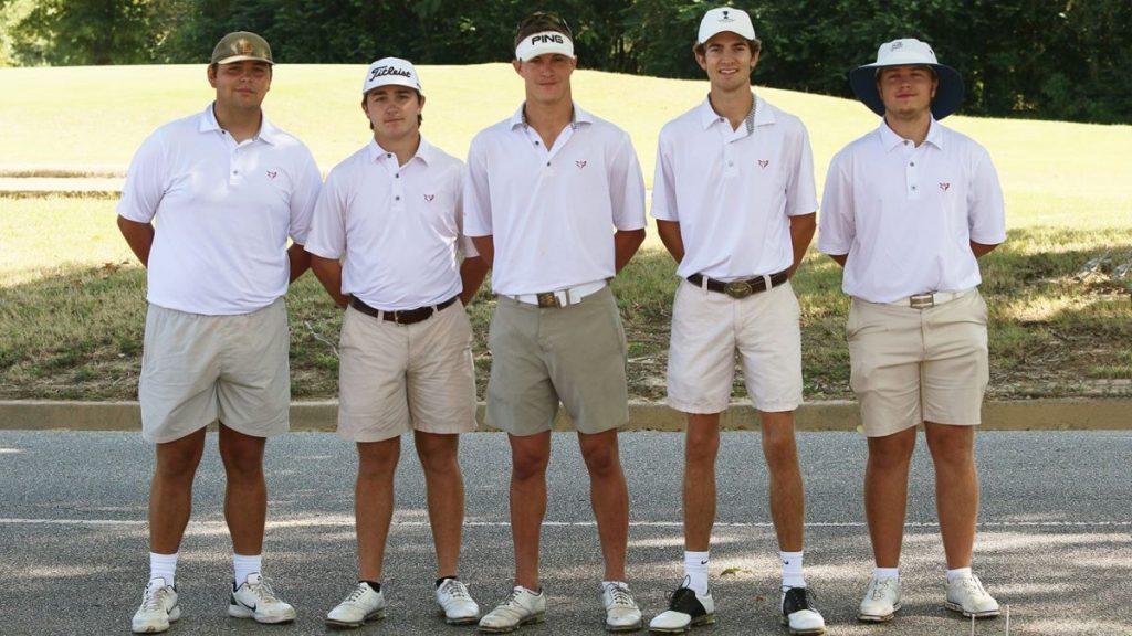 Hinds Mens Golf Team