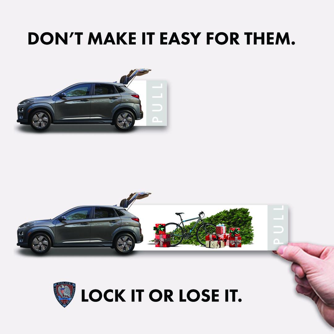 lock it or lose it