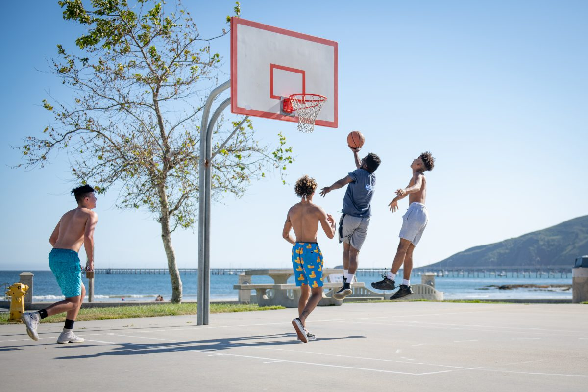 Fun Ways To Play Basketball With Your Friends The Clinton Courier