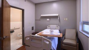 3SE Patient Room