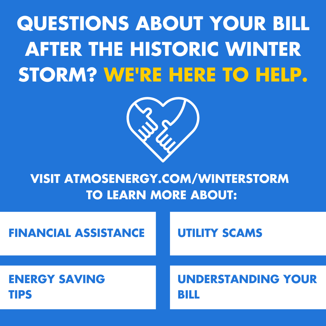atmos energy winter storm Mississippi