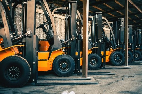 A Guide to the Most Common Types of Forklifts