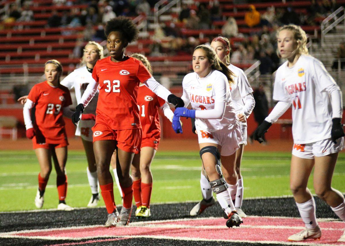 lady arrows soccer winning in clinton ms