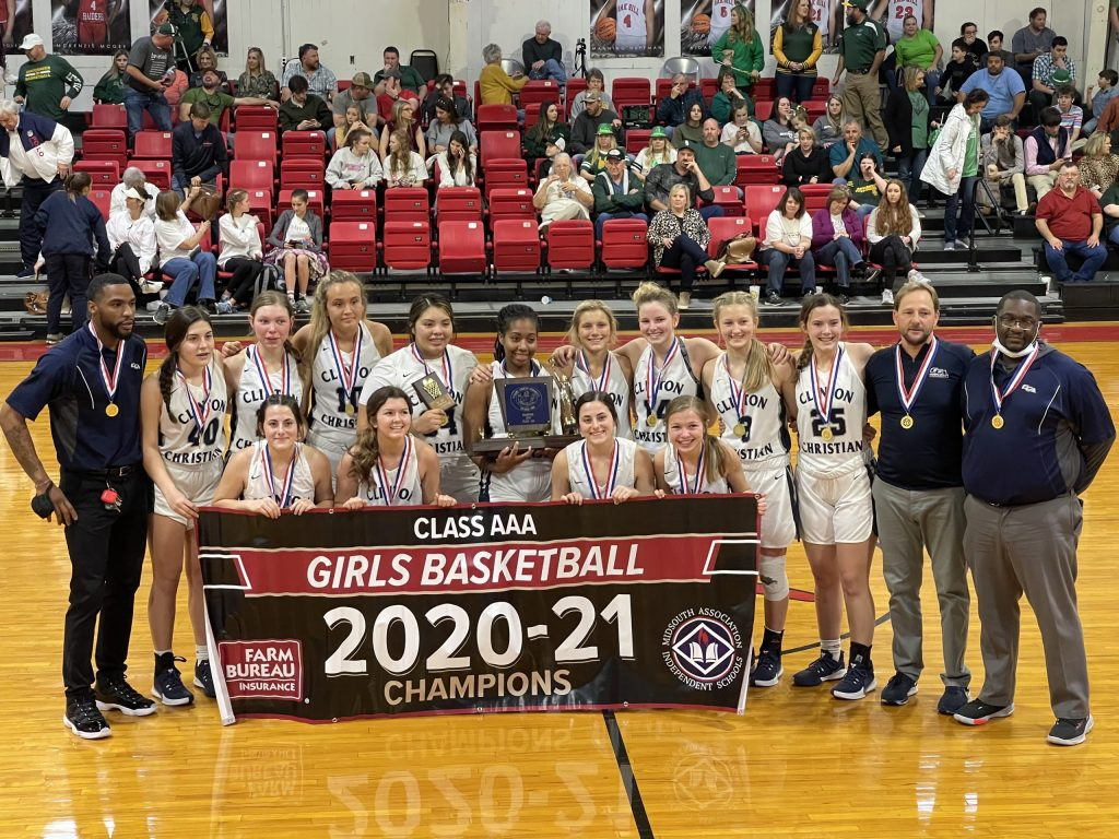 CCA girls basketball