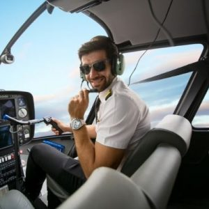 Opportunities That Come With a Helicopter License
