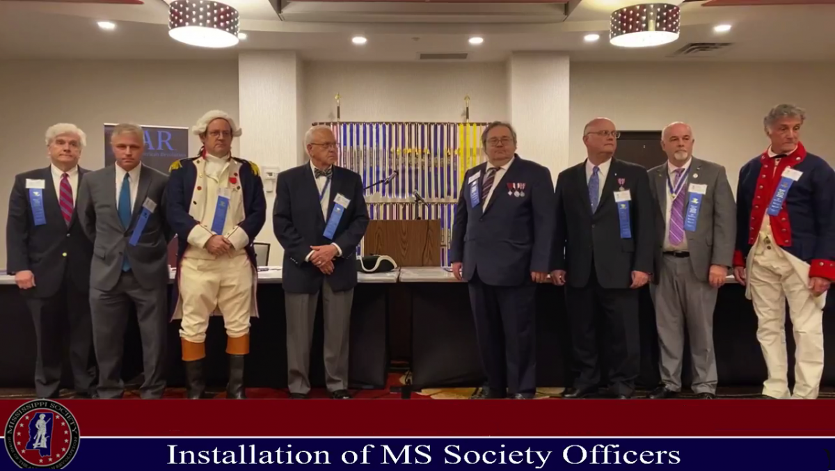 Installation of State Officers