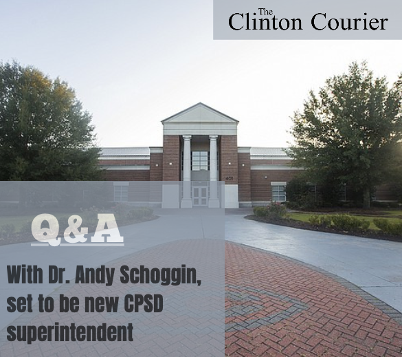 Dr Andy Schoggin cpsd superintendent