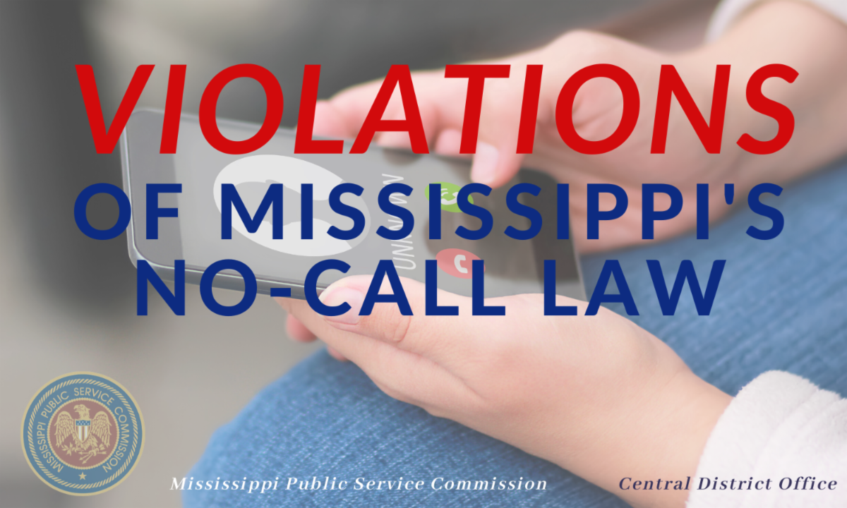 florida violates Mississippis no call law