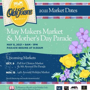 may makers market in clinton mississippi