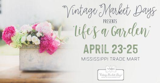vintage market days of mississippi