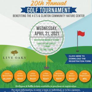 clinton rotary club golf tournament