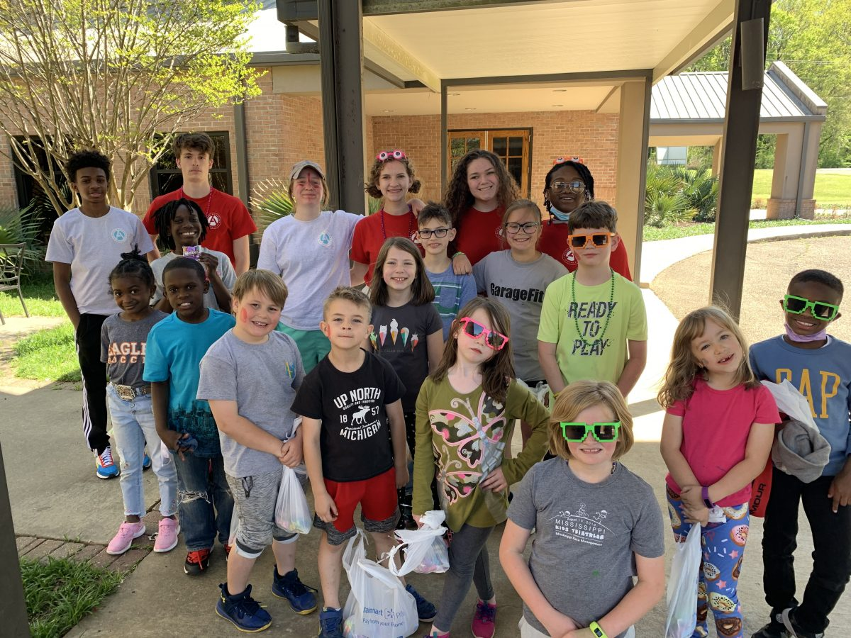 1-4 Camp Mt Salus tenth graders