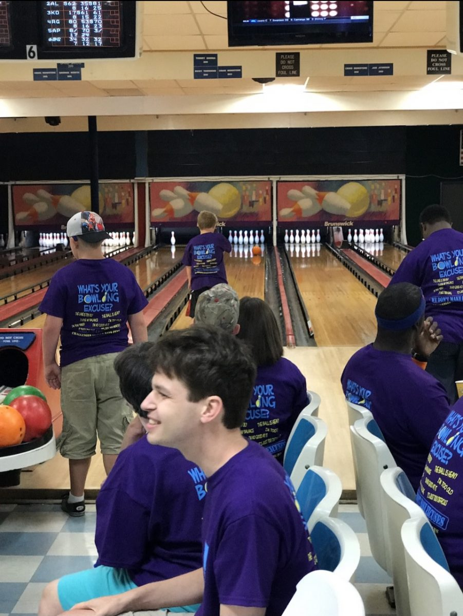 challenger bowling league in clinton ms