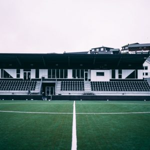little football stadium