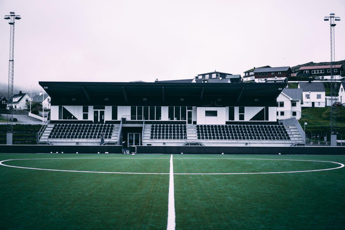 little football stadium