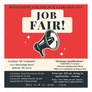 job fair in Jackson mississippi