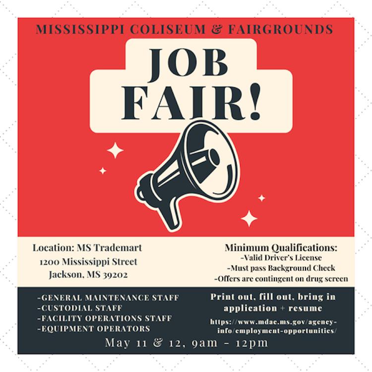 job fair in Jackson mississippi