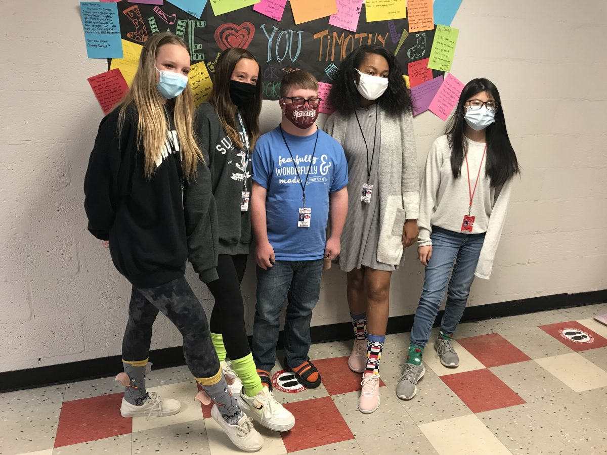 sumner hill celebrates national down syndrome day
