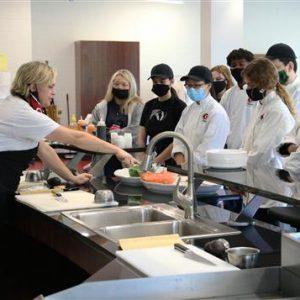 Clinton high school culinary arts
