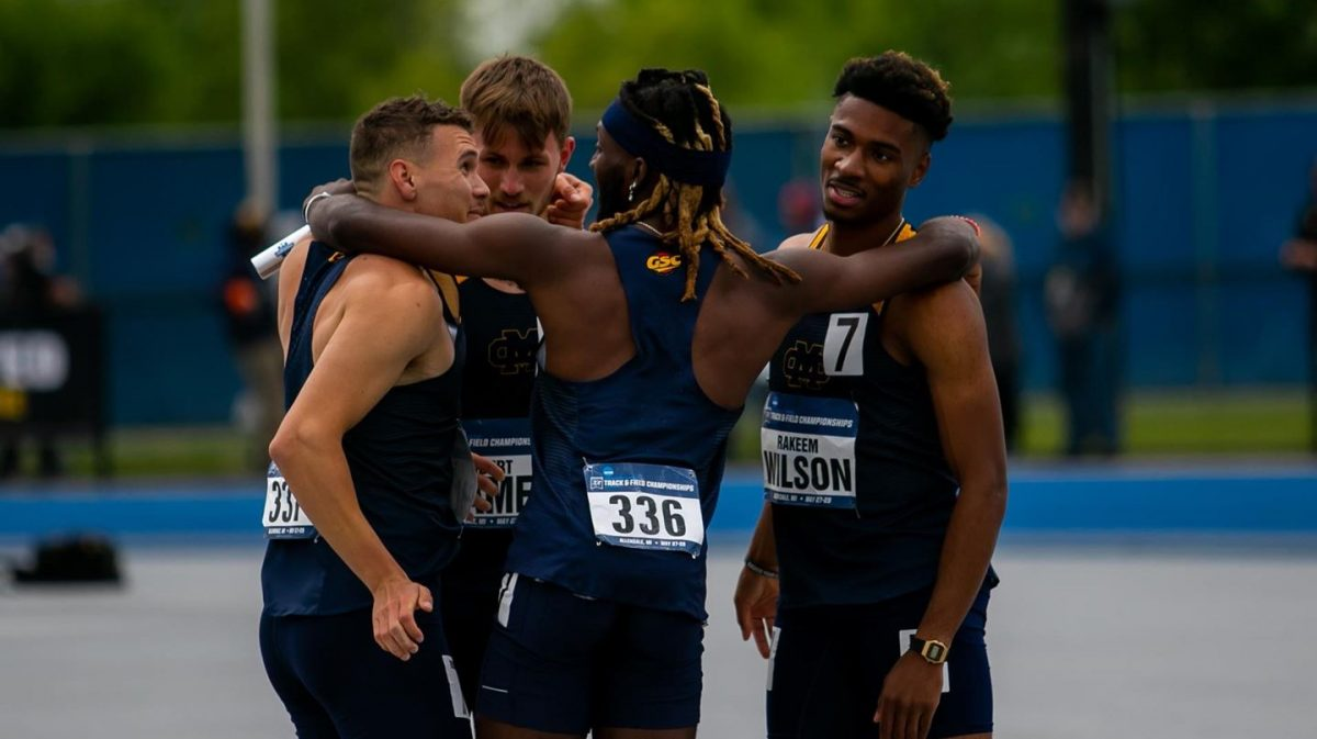 Mississippi College mens track and field