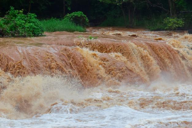 flash flood in Mississippi