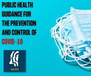 msdh covid 19 prevention guidance