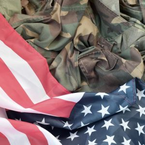 Clinton Mississippi Veterans banner program