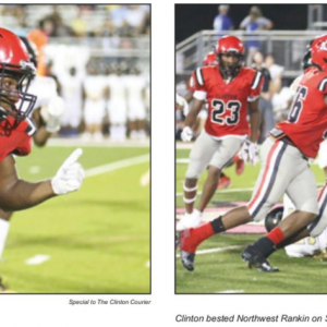 Arrows football team off to great start