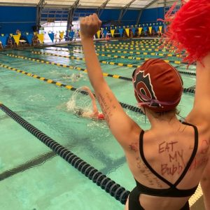 Clinton Arrows Swim Team