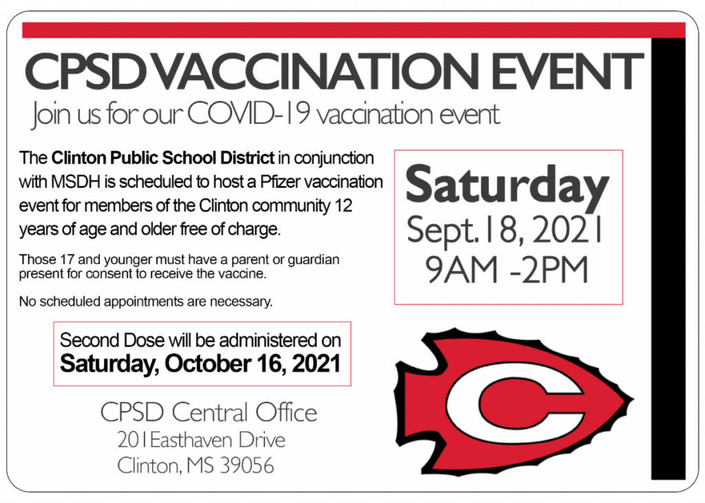 CPSD Vaccine Event