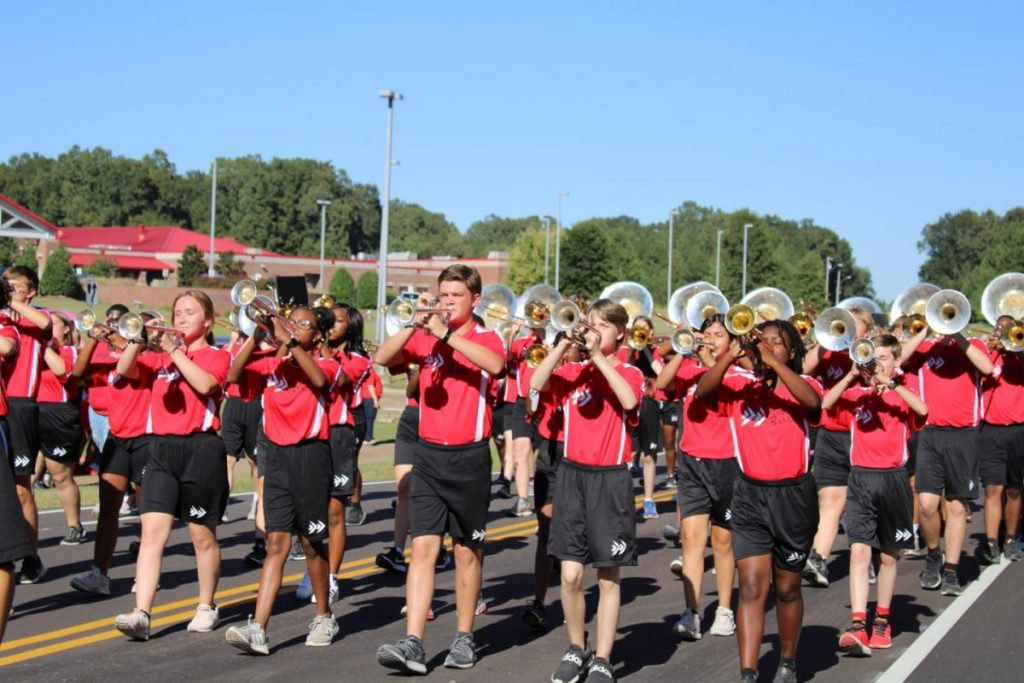 CHS Homecoming Parade 2021