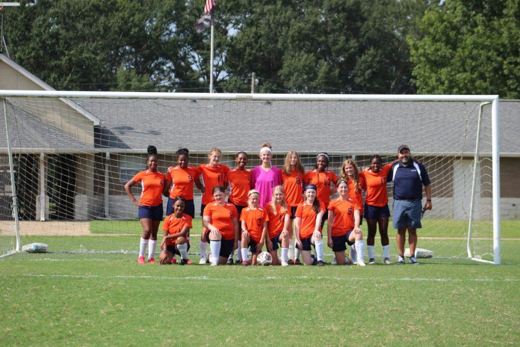 Mt Salus Girls Soccer