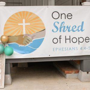 One Shred Of Hope