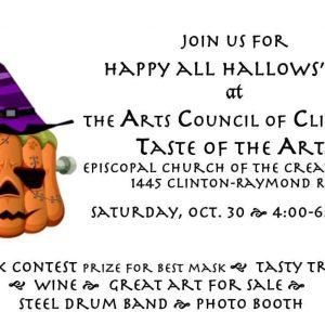 Taste of the Arts - October